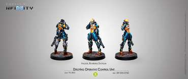 Daoying Operative Control Unit (Hacker) Blister