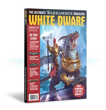 White Dwarf February 2019 (GER)
