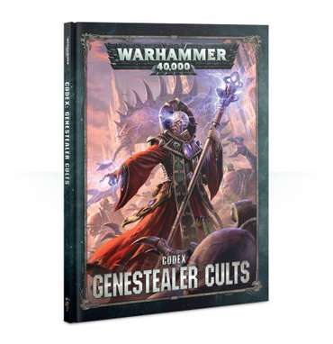 Codex: Genestealer Cults (HB) (DE)