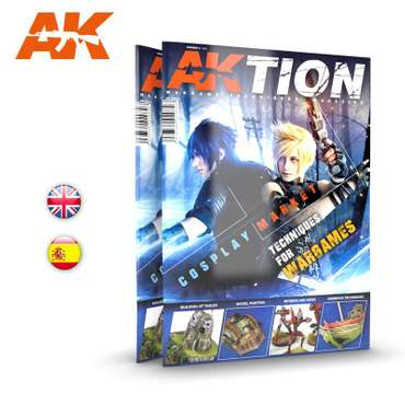 AKTION Wargame Techniques Magazine Issue 2