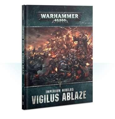 Imperium Nihilus: Vigilus Ablaze (HB) (English)