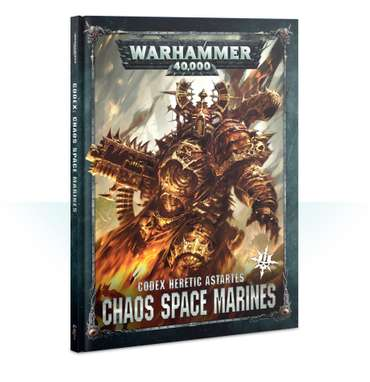 Codex: Chaos Space Marines 2 (EN)