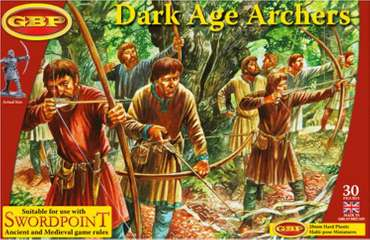 Gripping Beast Dark Age Archers (30)
