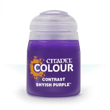 Shyish Purple - Contrast
