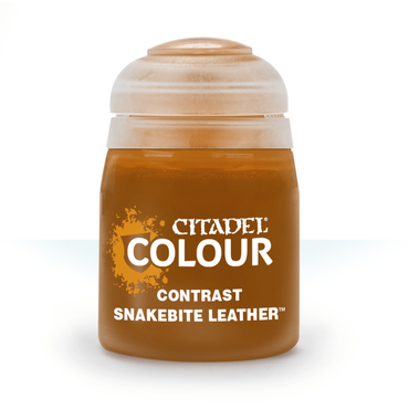 Snakebite Leather - Contrast