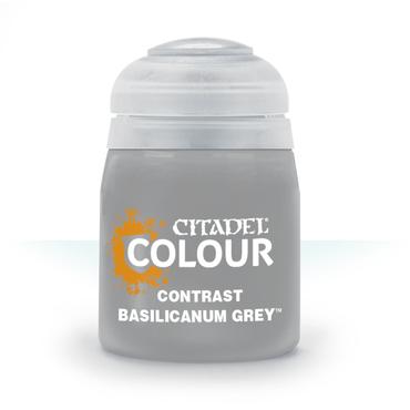 Basilicanum Grey - Contrast