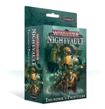 WH Underworlds: Thundriks Profiteers (EN)