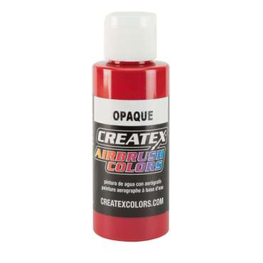 Opaque Red (Createx 5210) - 60ml