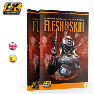 AK-243 Fleisch & Haut (AK-Learning-Series-No.6) (Deutsch)
