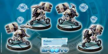 Probots (EVO Repeater, Combi Rifle)