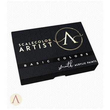 Scalecolor Artist Basic-Colors (6x20mL)