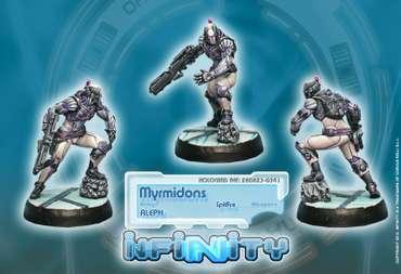 Myrmidon (Spitfire)