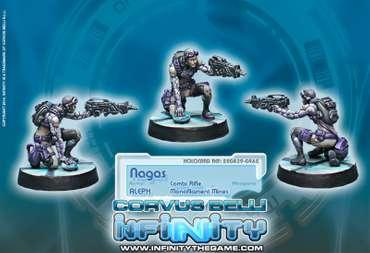 Nagas (Monofilament Mines)