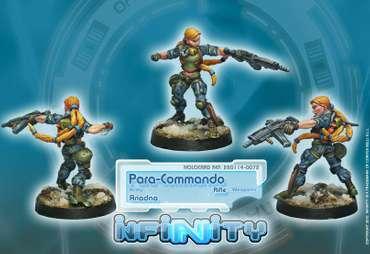 Para-Commando 2 (Rifle)