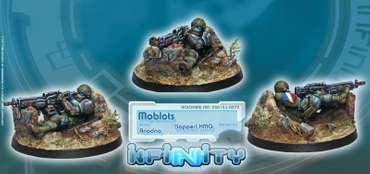 Moblots (Sapper, HMG)