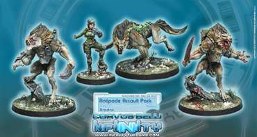 Antipode Assault Pack