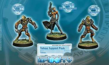 Tohaa Support Pack