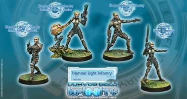 Kamael Light Infantry
