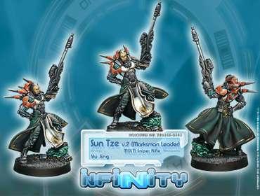 Sun Tze v.2 (Marksman Leader)