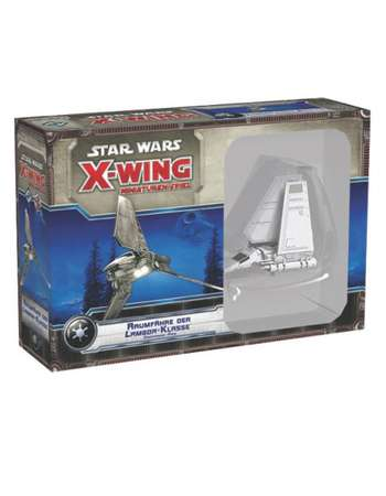 Star Wars X-Wing: Lambda-class Shuttle Expansion Pack  (german)