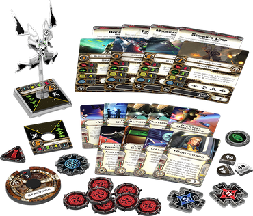 Star Wars X-Wing: StarViper Expansion Pack (german)