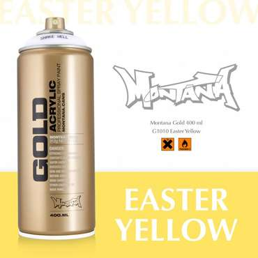 Montana Gold easter yellow (1010)