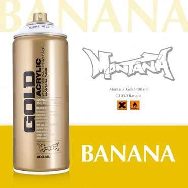 Montana Gold banana (1030)