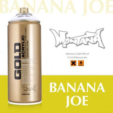 Montana Gold banana joe (1120)