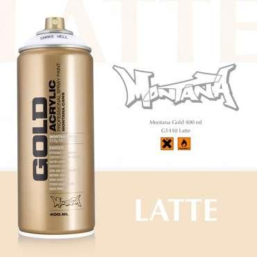 Montana Gold latte (1410)
