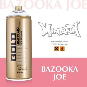 Montana Gold bazooka joe (3010)