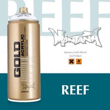 Montana Gold reef (6270)