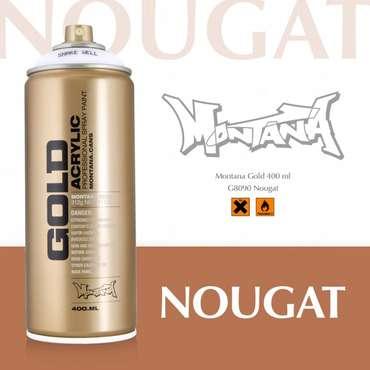 Montana Gold nougat (8090)