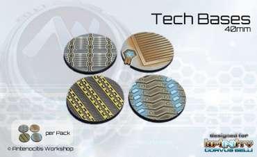 Tech bases 40mm