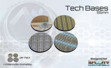 Tech Bases 55mm (3rd Edition)