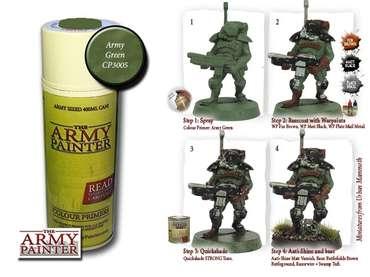 Color Primer, Army Green – Bild 1