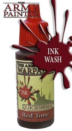 Warpaint Red Tone Ink