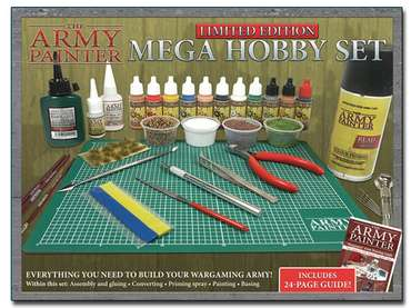 Mega Hobby Set -upgraded-