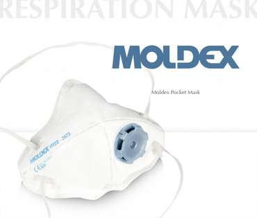 Moldex Pocket Mask