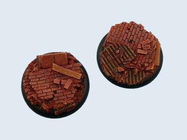 Old Factory Bases, WRound 50mm (1)