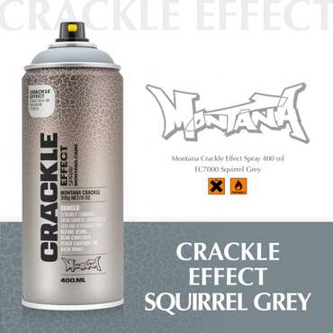 Montana EffectCrackle Squirrel Grey (EC7000)