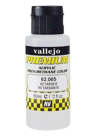 Vallejo Premium: Retarder (Polyu.) (60ml) Trocknungsverzögerer