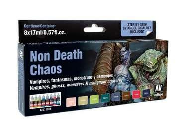 Game Color Set: Non Death Chaos (8)