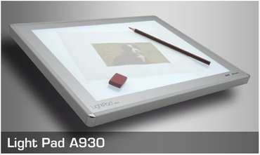 H&S light box Artograph Light Pad A930