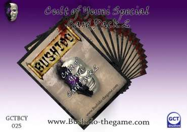 Cult of Yurei Card Pack 2