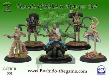 Temple of Ro-Kan Starter Set