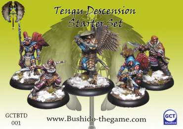 Tengu Descension Starter Set