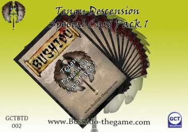 Tengu Descension Special Card Pack 1