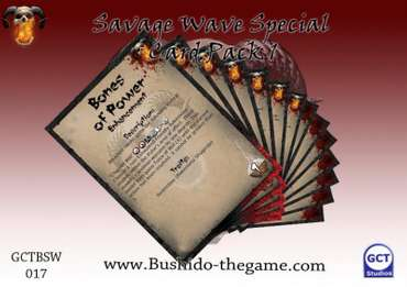 Savage Wave Card Pack 1