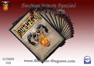 Savage Wave Card Pack 2