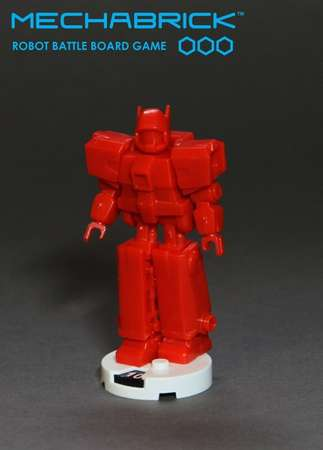 Wakazashi Mech Kit (blister - red)